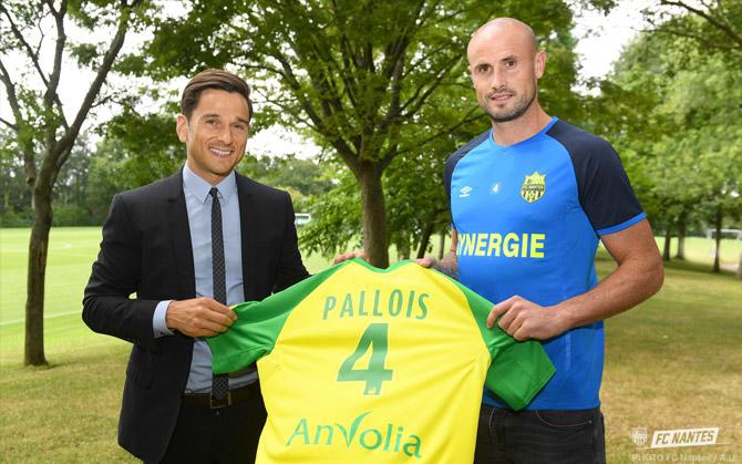 Nicolas Pallois rejoint le FC Nantes