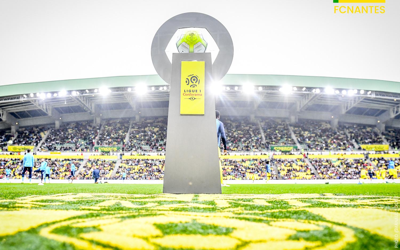 abf5992cf3 Le FC Nantes invite ses nombreux supporters à prendre leurs précautions en  venant suffisamment tôt et à privilégier - dans la mesure du possible - ...